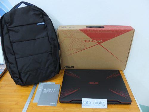 Asus Gaming Core i7-8750 TUF FX504ge Garansi Sampe Des 2020