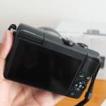 Canon M100 Kit 15-45mm Kondisi Like New Garansi sampe November