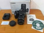 Canon 1100d Black Edition Kitt 18-55mm SC 9.xxx