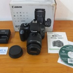 Canon 1100d Black Edition Kitt 18-55mm SC 9.xxx
