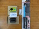 Xiaomi Yi Action Cam Internasional + Monopod Like new
