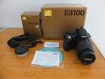 Nikon D3100 Kit 18-55mm SC 5.xxx Istimewa