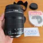 Lensa Canon 18-135mm STM | Jual Beli Kamera Surabaya