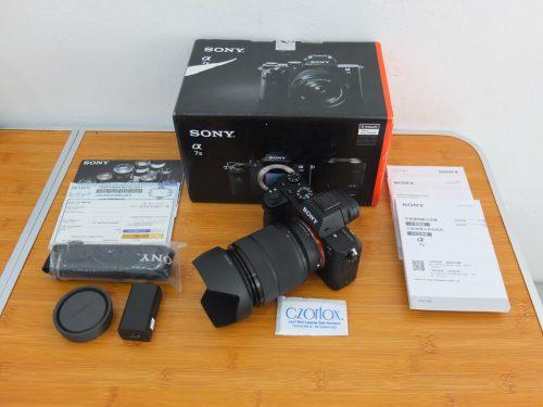 Sony A7 II Lensa Kit 28-70mm   Jual Beli Kamera Surabaya