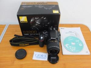 Nikon D3200 Kit 18-55mm DX Istimewa