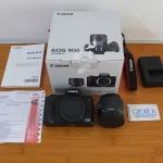 Canon M50 Kit 15-45mm Garansi sampe Januari 2020
