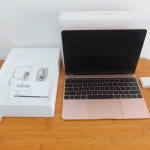 Macbook MMGL2 Core M3 SSD 256Gb Pembelian 2017