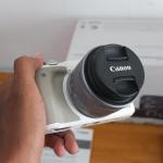 Canon M3 Kit 15-45mm STM Istimewa