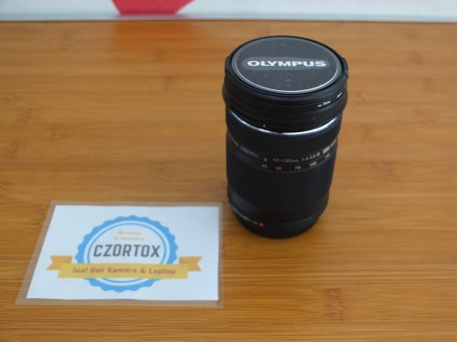 Lensa Tele Olympus Zuiko 40-150mm Like New