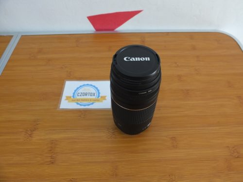 Lensa Canon Tele 75-300mm LIKE NEW