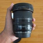Lensa Canon 10-22mm