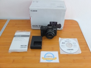 Canon M3 Kit 22 mm STM Like New