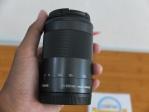 Lensa Canon Tele EF-MM 55-200mm LIKE NEW