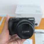 Canon M3 Kit 15-45 mm STM Istimewa Like New