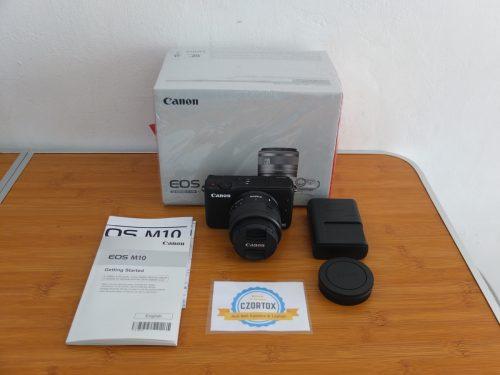 Canon M10 Kit 15-45mm STM Like New