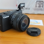Canon M10 Kit 15-45mm STM Like New