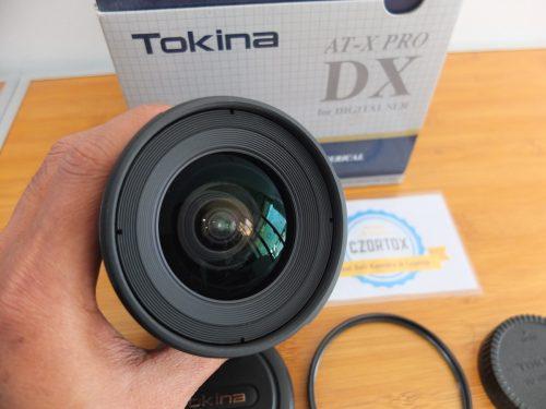 Lensa Tokina Pro AT-X 11-16mm F2.8 (IF) DX  for Nikon