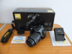 Nikon D3100 Kit 18-55mm SC 6.xxx Istimewa
