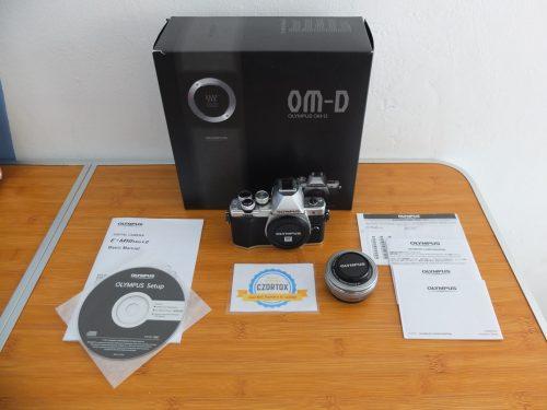 Olympus OM-D EM10 Mark II Like New Istimewa SC MASIH 500 AN