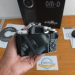 Olympus OM-D EM10 Mark II Like New Istimewa SC MASIH 500 AN
