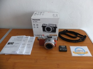 Panasonic Lumix DMC-GF9 Kit 12-32mm Garansi Sampai Oktober
