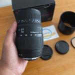 SIGMA FOR Nikon 70-300MM F/4.5-6 DC MACRO