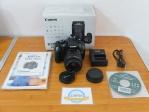 Canon 1100d Black Edition Kitt 18-55mm Muluss