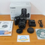 Canon 1100d Black Edition Kitt 18-55mm Muluss