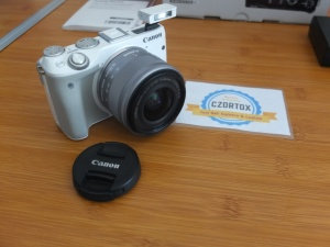 Canon M3 Kit 15-45mm STM Like New