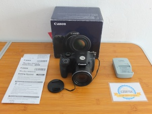 CANON SX520 HS LIKE NEW MULUS
