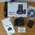Canon 750D Like New Body Only