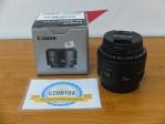 Lensa Canon 50mm F1.8 II Like New