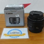 Lensa Canon 50mm F1.8 II Like New