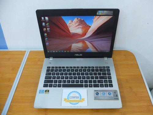 Asus N46VZ Core i7 3630QM Ram 8 gb Istimewa