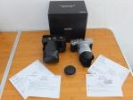 Fujifilm X-A3 Lensa 16-50mm Like New