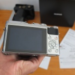 Fujifilm X-A3 Lensa 16-50mm Like New