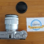 Fujifilm X-A3 Lensa 16-50mm Pink Istimewa