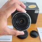 Lensa Fujifilm EBC XF 27mm F2.8 Mulus