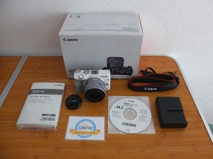 Canon M3 Kit 15-45mm STM
