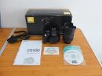 Nikon D5100 Kit 18-105 mm VR SC 17 ribu