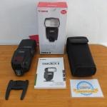 Flash Canon SpeedLite 580 EX II Istimewa