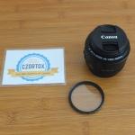 Lensa Canon 50mm F1.8 II Mulus