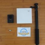 Xiaomi Yi Action Cam Internasional + Monopod + Memory