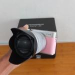 Fujifilm X-A10 Lensa 16-50mm Like New Istimewa Garansi Panjang