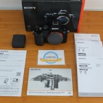 Sony a7 Mark 1 Body Only SC 6xxx istimewa