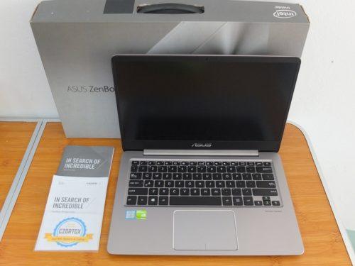 Asus Zenbook UX410UQ Core i7 Nvidia 940MX Like New