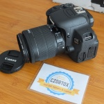 Canon 700D Kit 18-55mm STM SC 19xxx