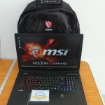 MSI GE72 2QD Core i7 5700HQ GTX 960m