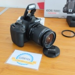 Canon 1500D Kit 18-55m Like New Garansi Maret 2020
