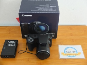 Canon Power Shot SX430IS Mulus
